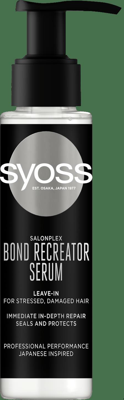 Syoss Salonplex Серум за реконструиране на косата pack shot
