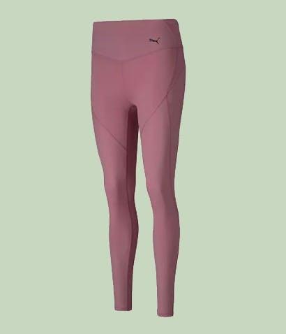 Puma Yoga Tights Foxglove Rosa