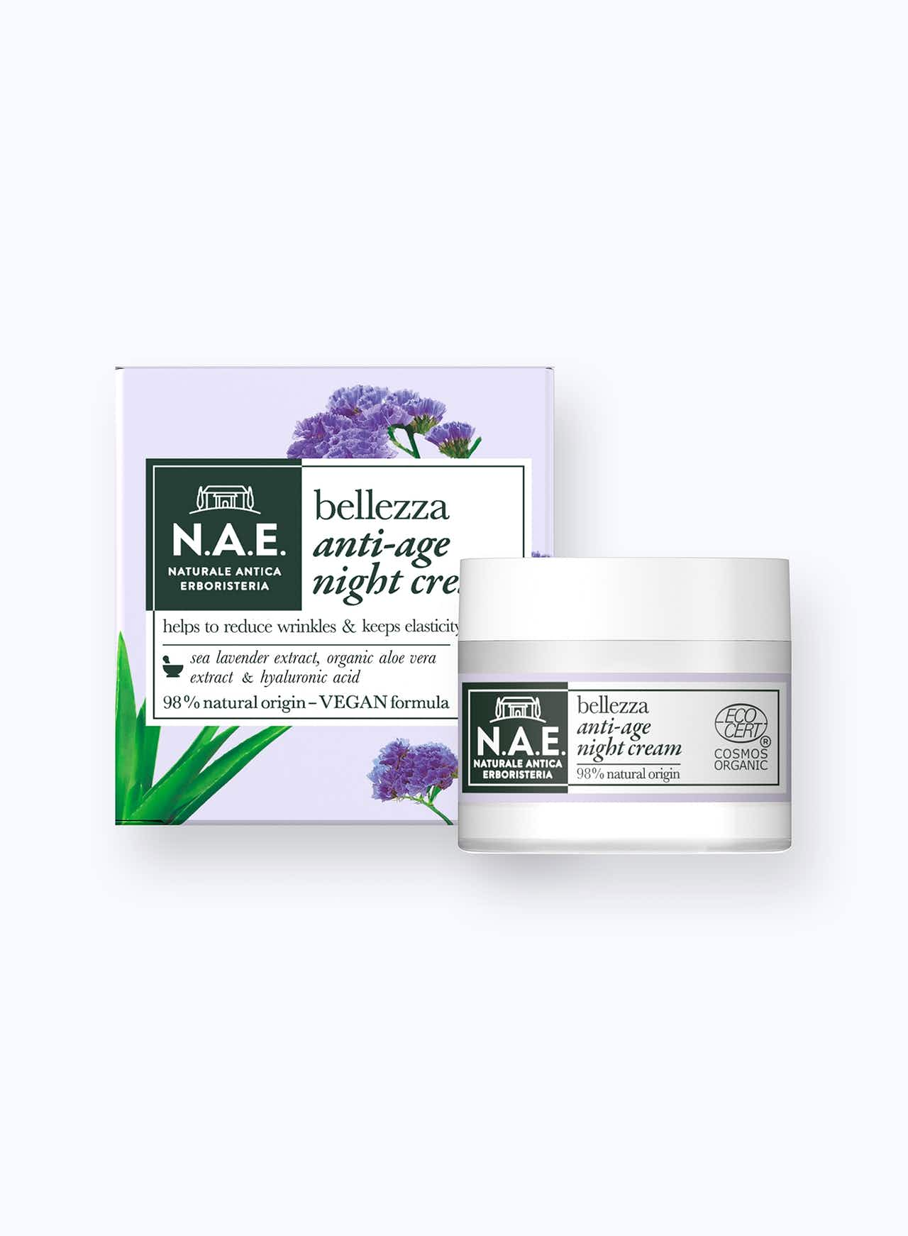 Anti-age Night Cream, 50ml