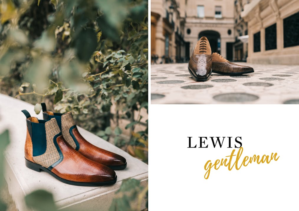 Lewis collection Melvin & Hamilton