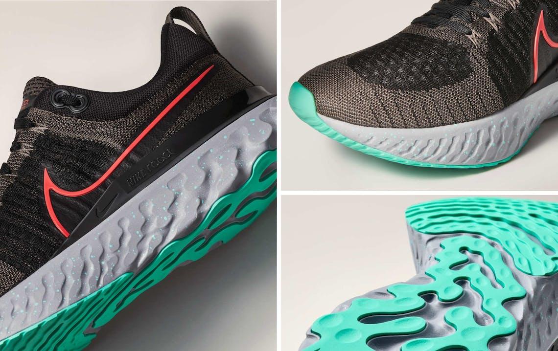 Dettagli di Nike React Infinity Run Flyknit 2