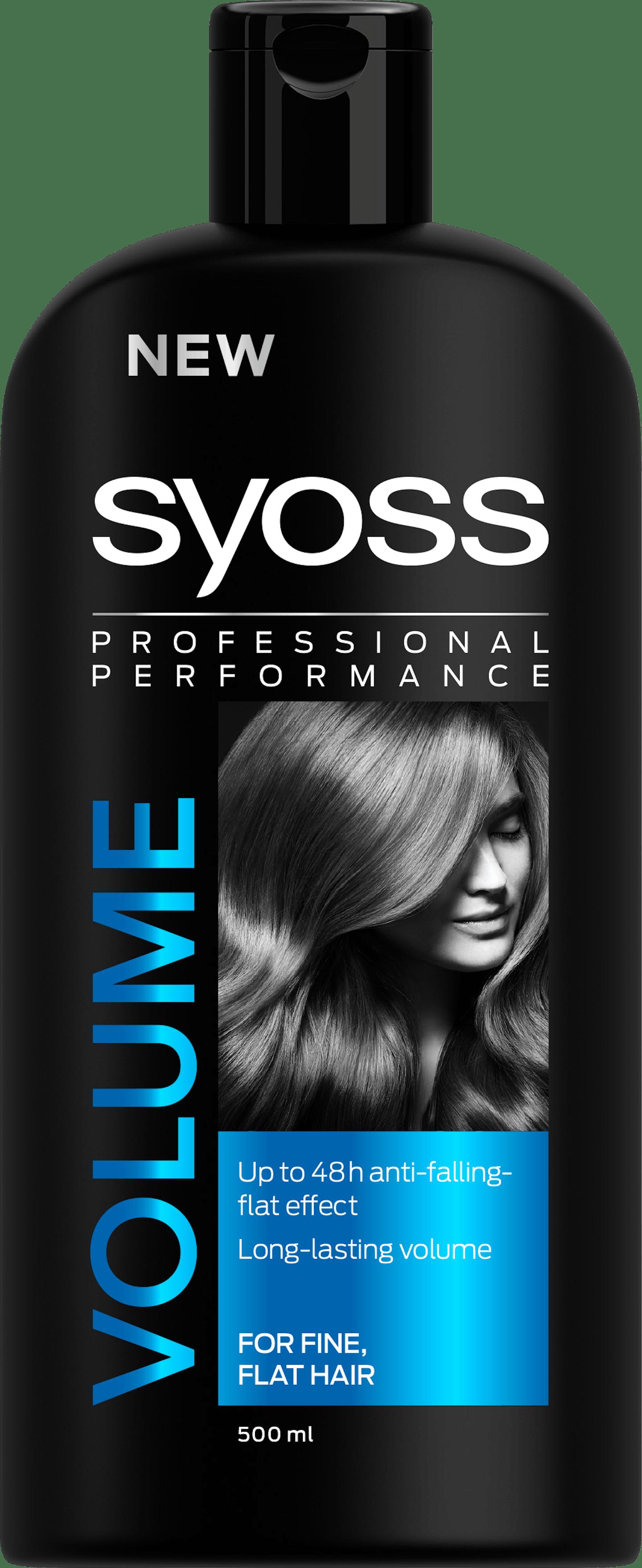 Syoss Volume Shampoo