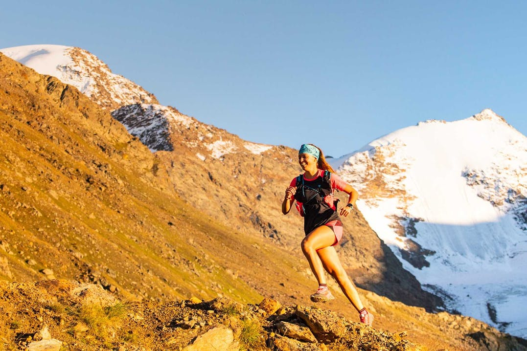 Matilde Miani, Trail Hero Dynafit, corre in montagna