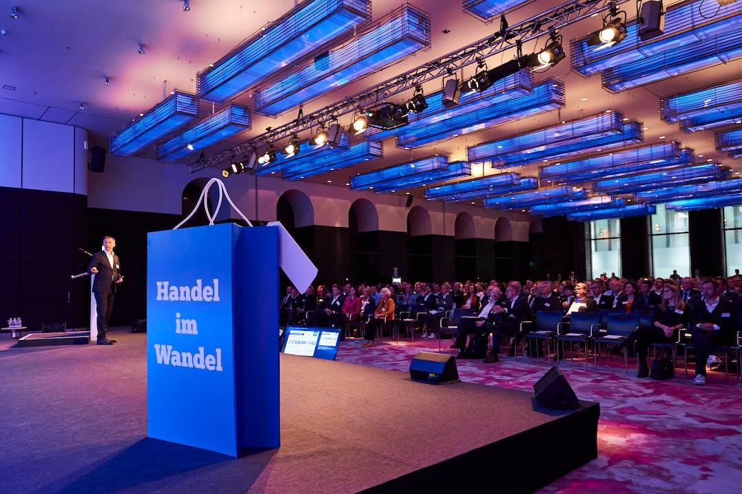 Rid Stiftung: Handel im Wandel