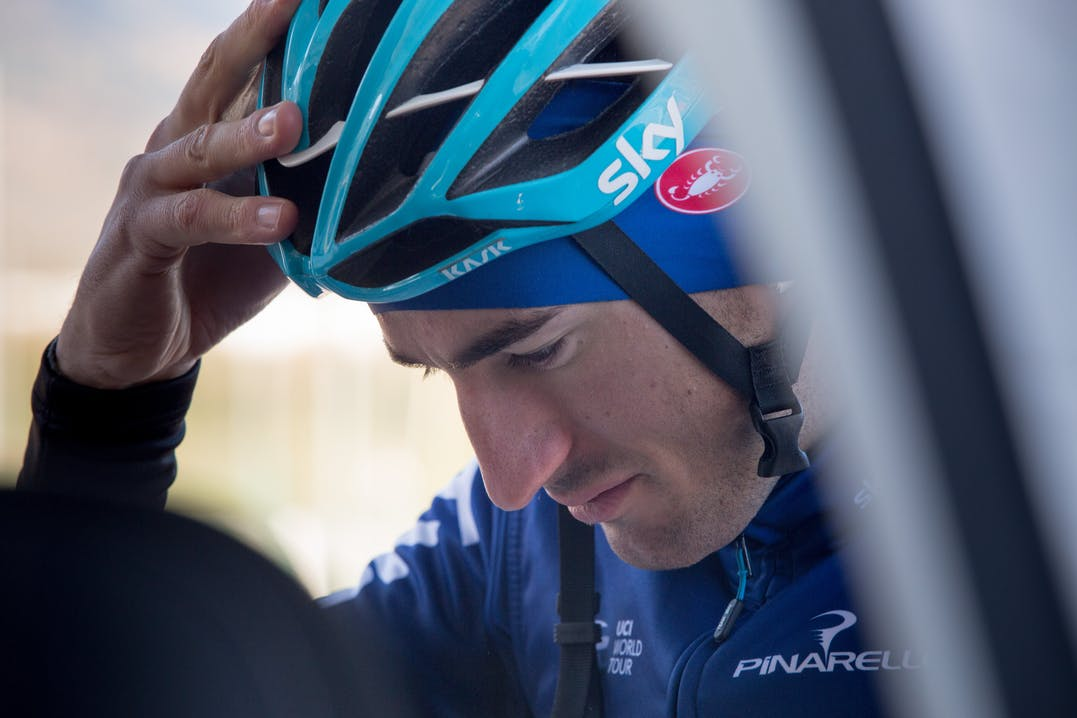 Castelli Team Sky Radbekleidung 2019