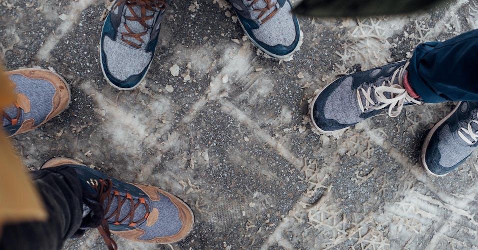 Pflegetipps: Sind deine Schuhe Winterfit?
