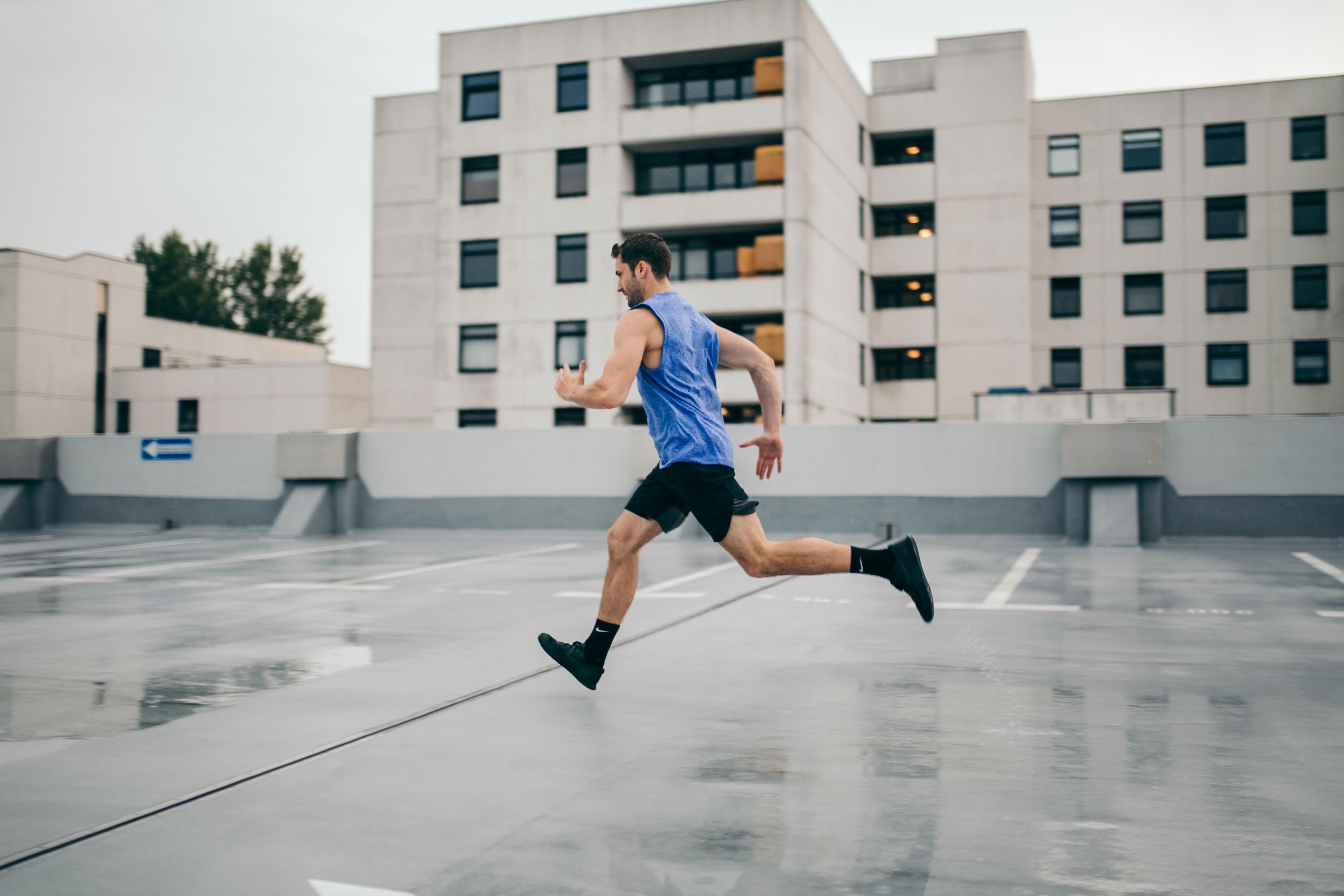 jan körber beim Laufen