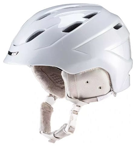 Giro Skihelm Decade White