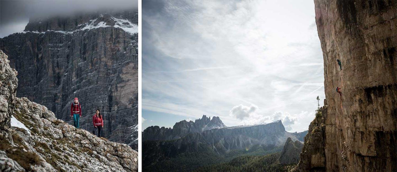 Shop online abbigliamento alpinismo per lui e per lei