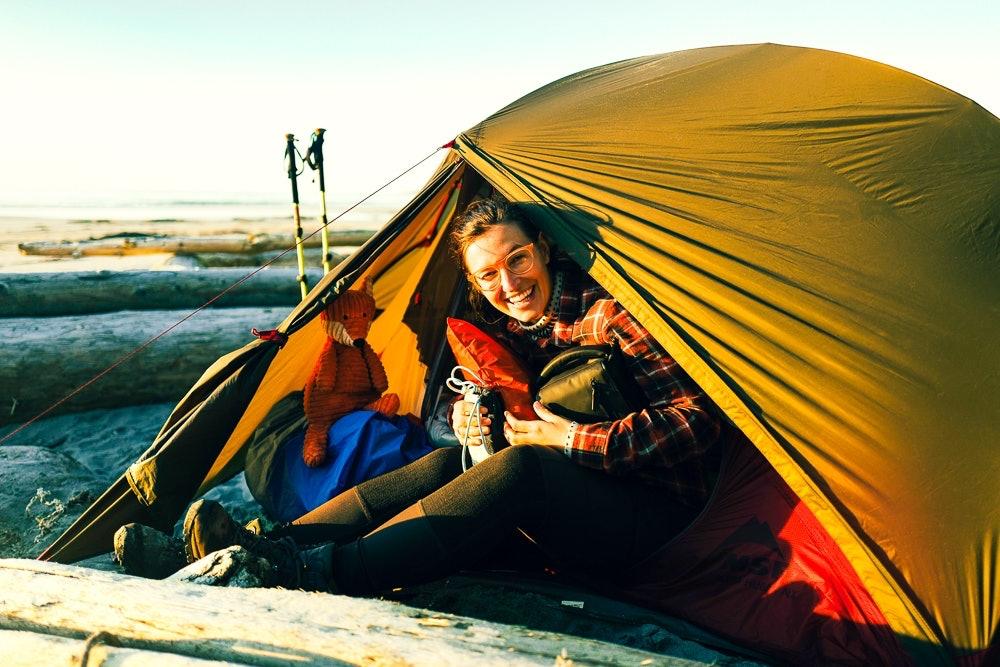 Camping - Tipps fürs Zelt