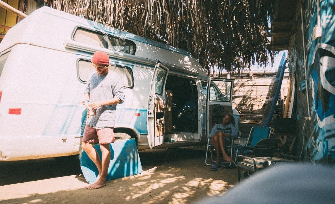 Vanlife in Peru