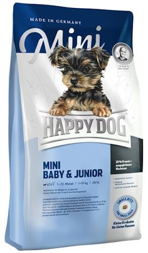 Happy Dog Trockenfutter Supreme Mini Baby & Junior
