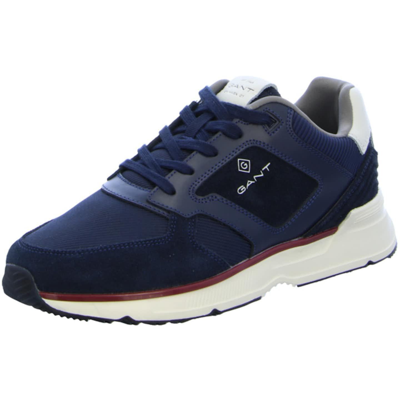 Gant Sportliche Schnürschuhe für Herren, blau