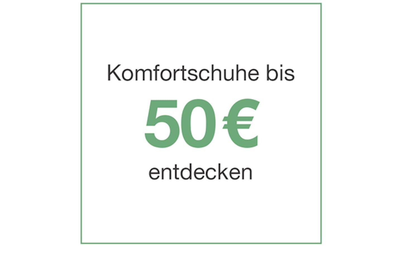 komfortschuhe bis 50 euro
