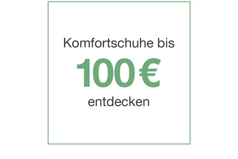 komfortschuhe bis 100 euro