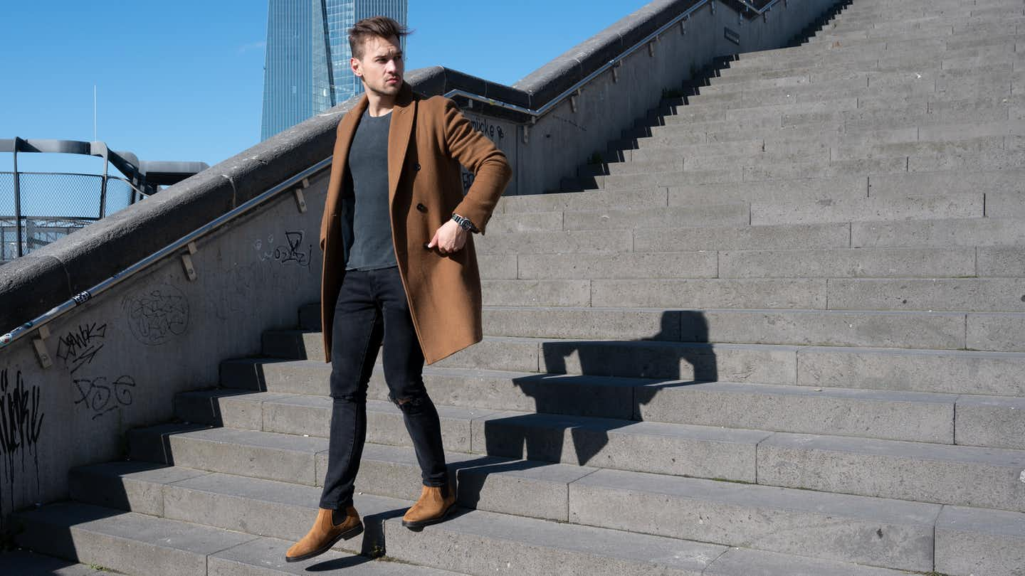 Business Chelsea Boots