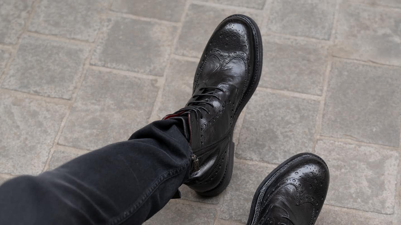 Premium Stiefel für Männer