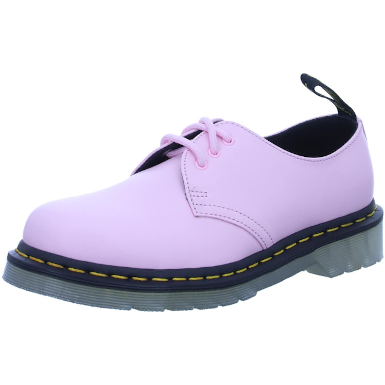 Dr. Martens Airwair 1461 ICED Klassische Schnürschuhe für Damen, rosa