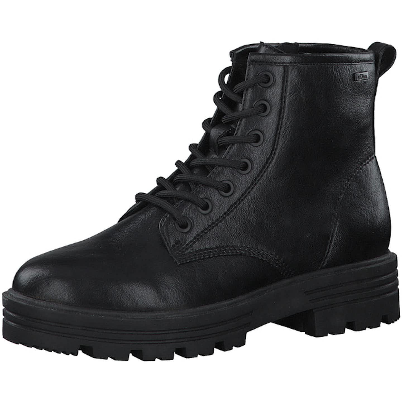 s.Oliver Boots für Damen, schwarz