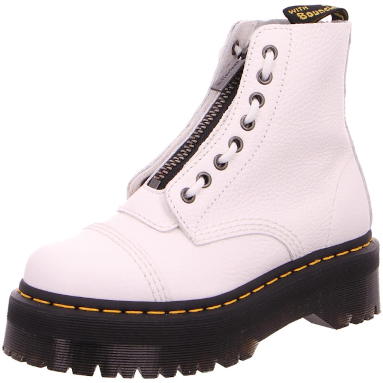 Dr. Martens Airwair SINCLAIR Boots für Damen, weiß