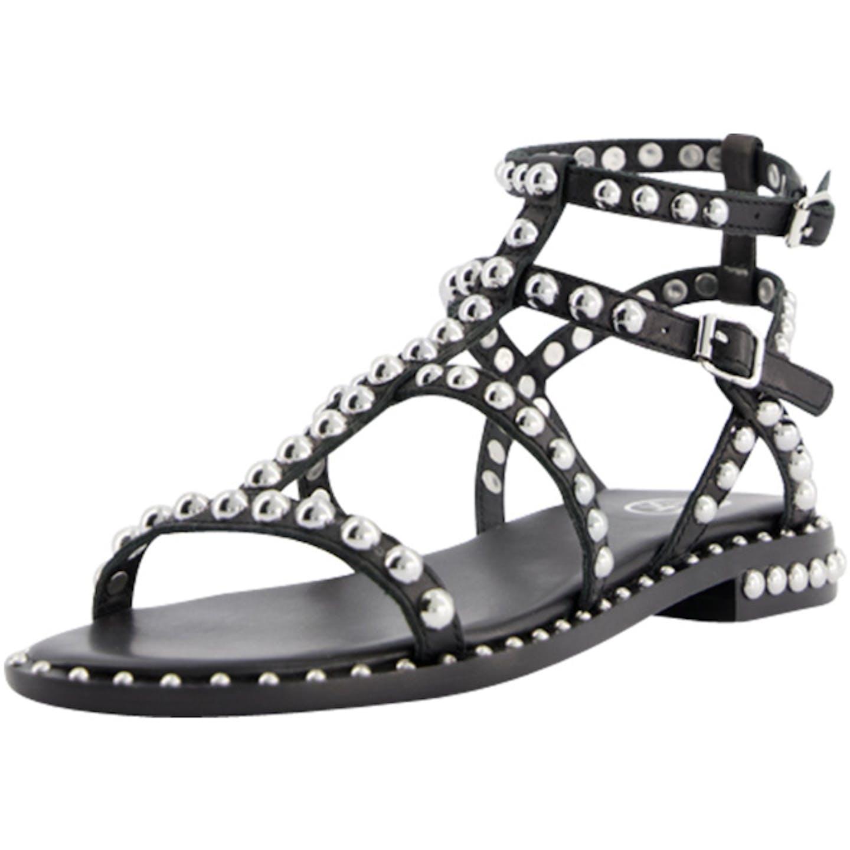 Ash Top Trends Sandaletten für Damen, schwarz