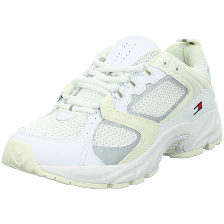 Tommy Hilfiger Top Trends Sneaker für Damen, weiß