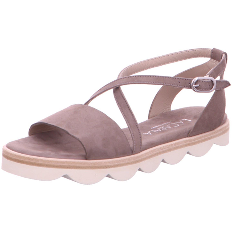 La Cabala Sandalen für Damen, grau