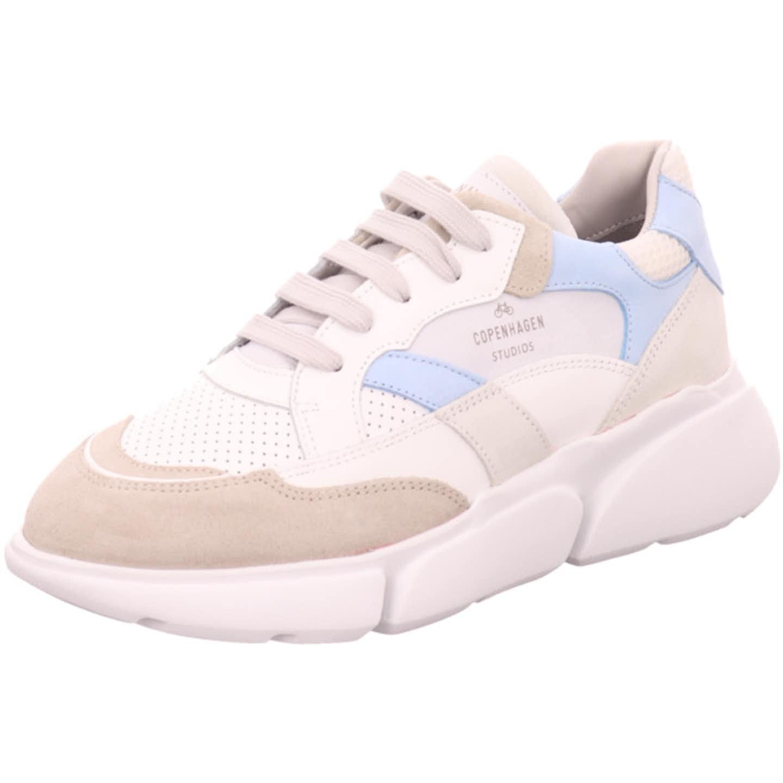 Copenhagen Top Trends Sneaker für Damen, weiß