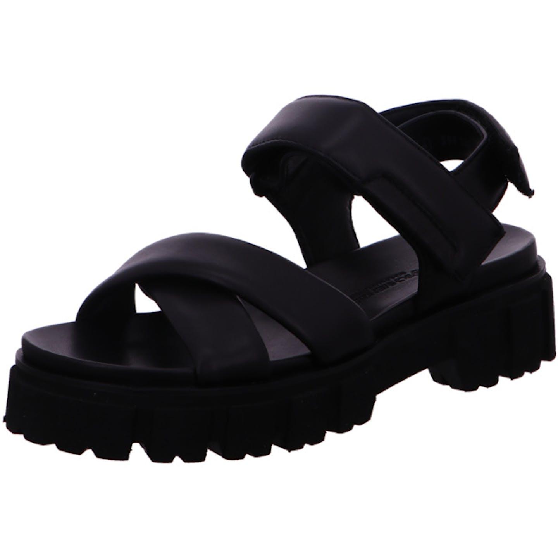 Kennel + Schmenger Sandaletten für Damen, schwarz