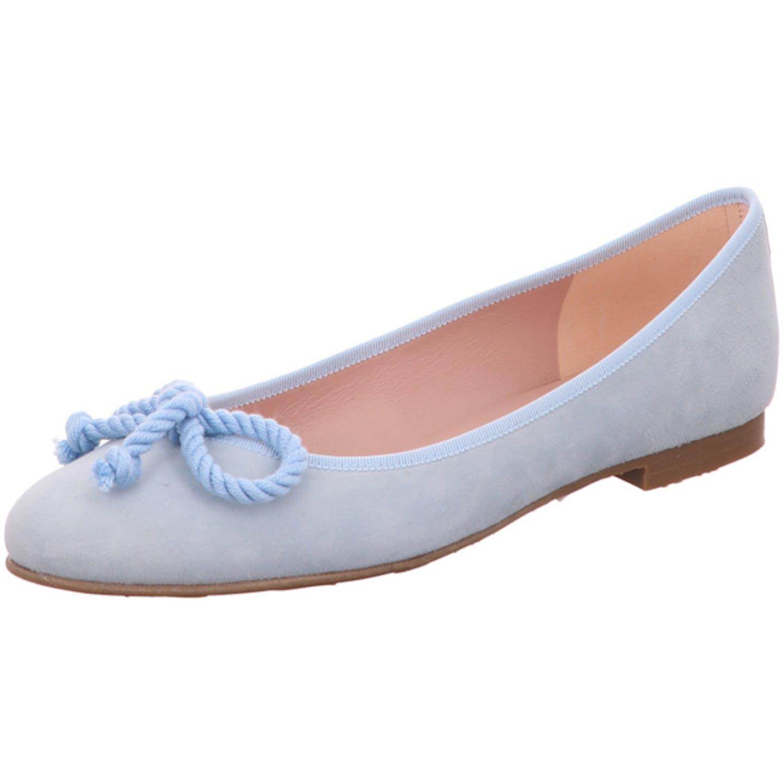 Pretty Ballerinas Slipper für Damen, blau