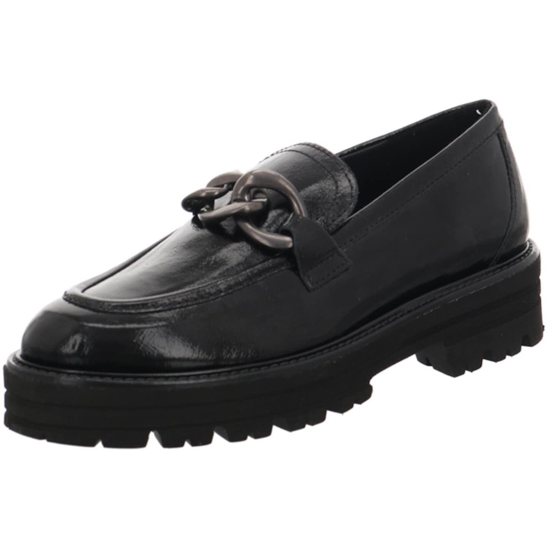 Maripé Slipper für Damen, schwarz