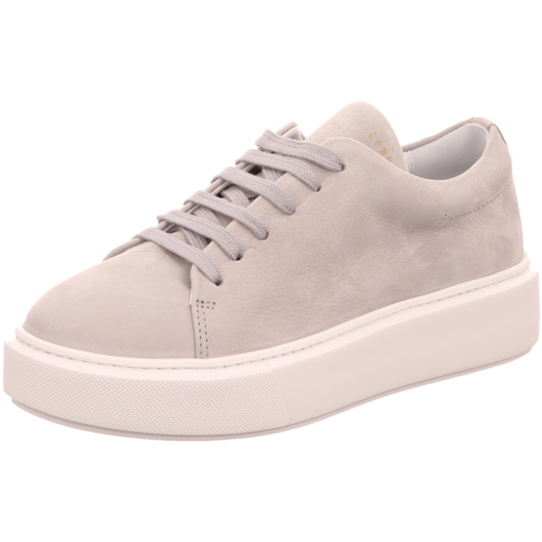 Copenhagen Plateau Sneaker für Damen, grau