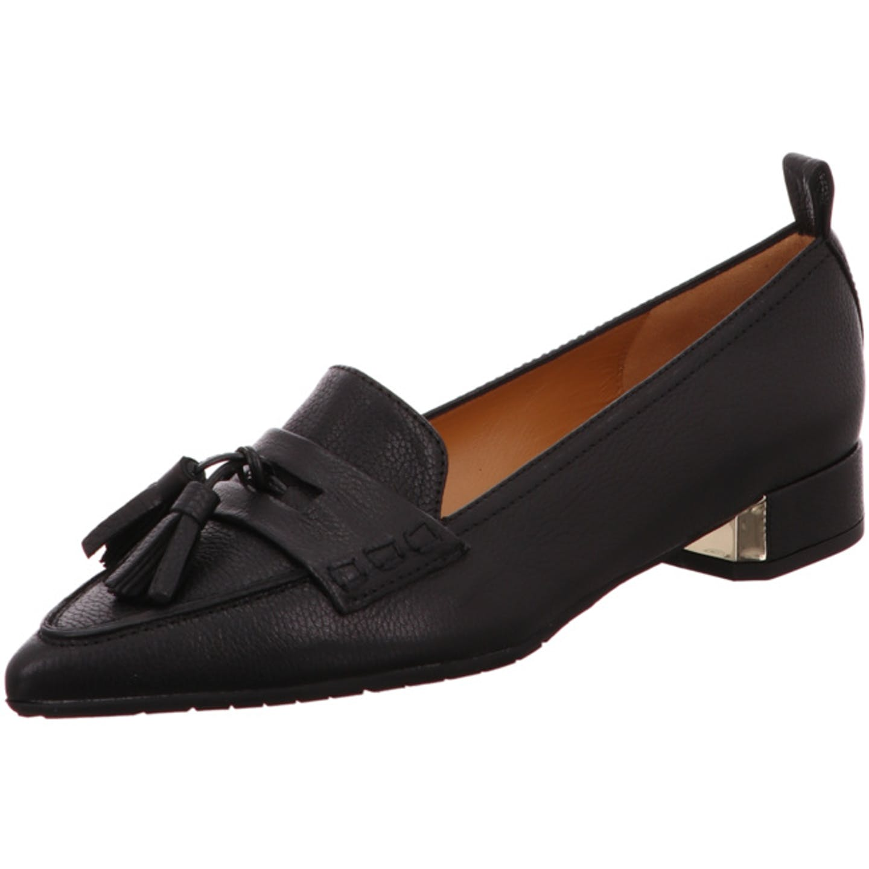 Moda di Fausto Pumps für Damen, schwarz
