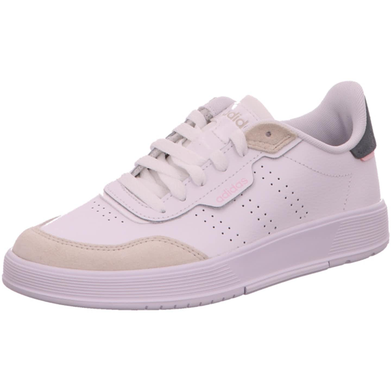 adidas COURTPHASE Sneaker Low für Damen, weiß