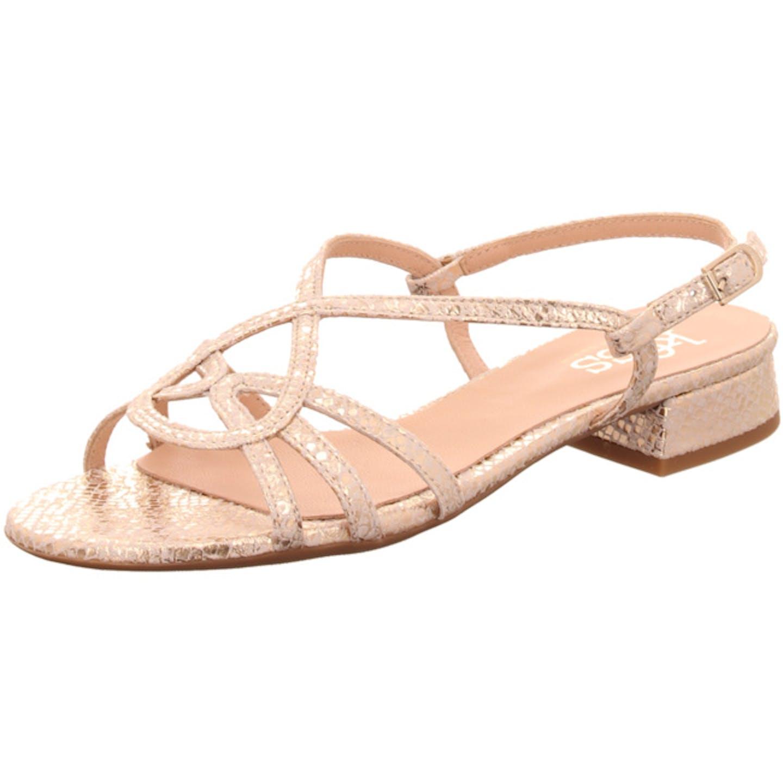 Kess Sandalen für Damen, rosa