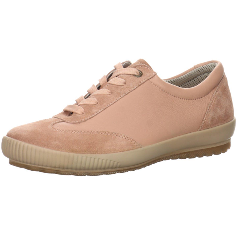 Legero Bequeme Schnürschuhe für Damen, rosa