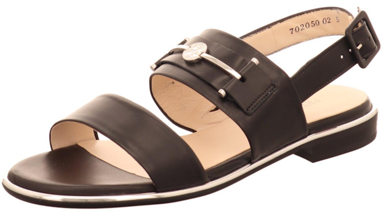 Peter Kaiser Top Trends Sandaletten für Damen, schwarz