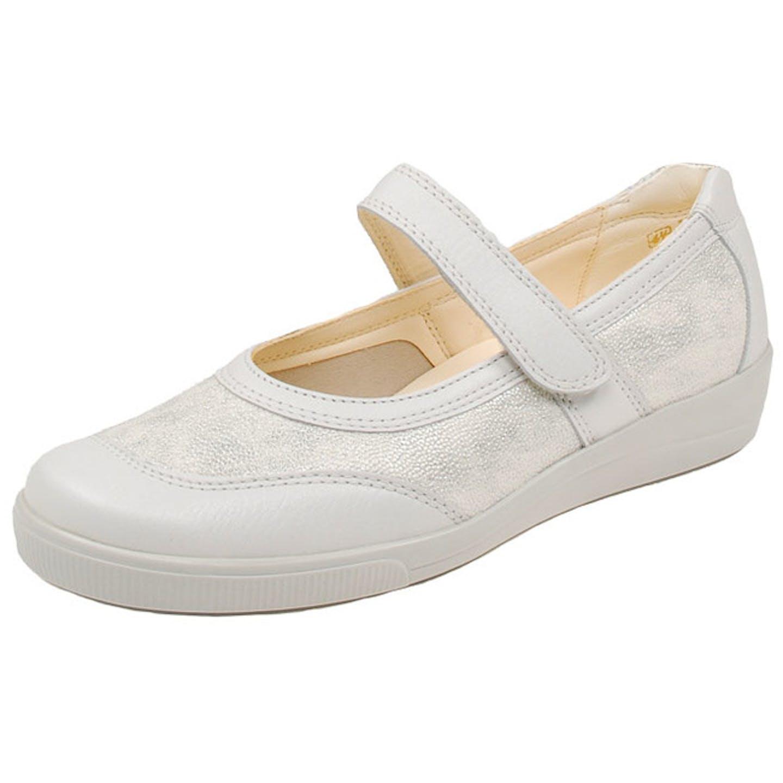 Christian Dietz Bequeme Sandalen für Damen, weiß