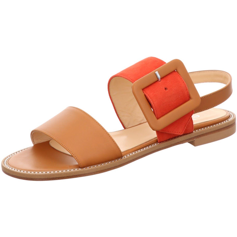Eliza Di Venezia Top Trends Sandaletten für Damen, braun