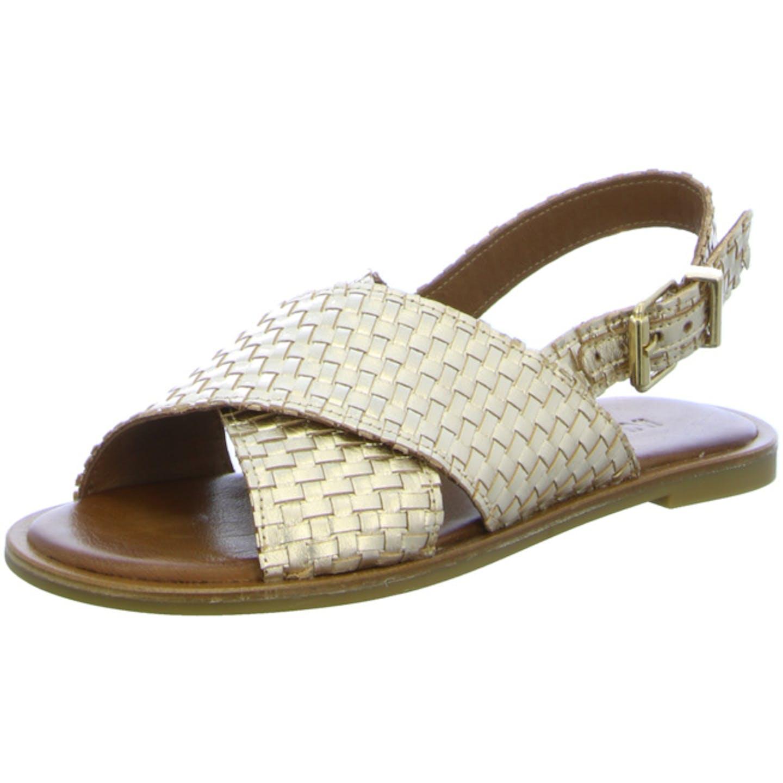 Inuovo Sandaletten für Damen, gold