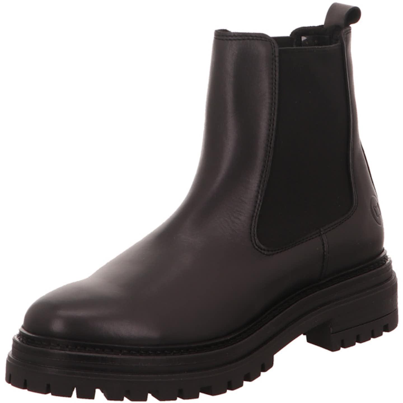 Sommerkind Chelsea Boots für Damen, schwarz
