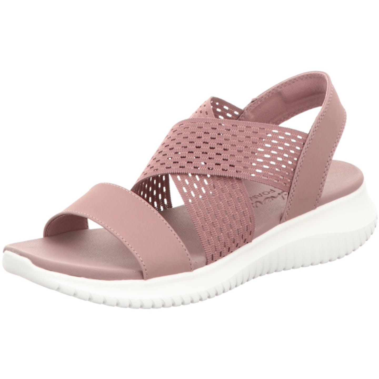 Skechers Bequeme Sandalen für Damen, rosa
