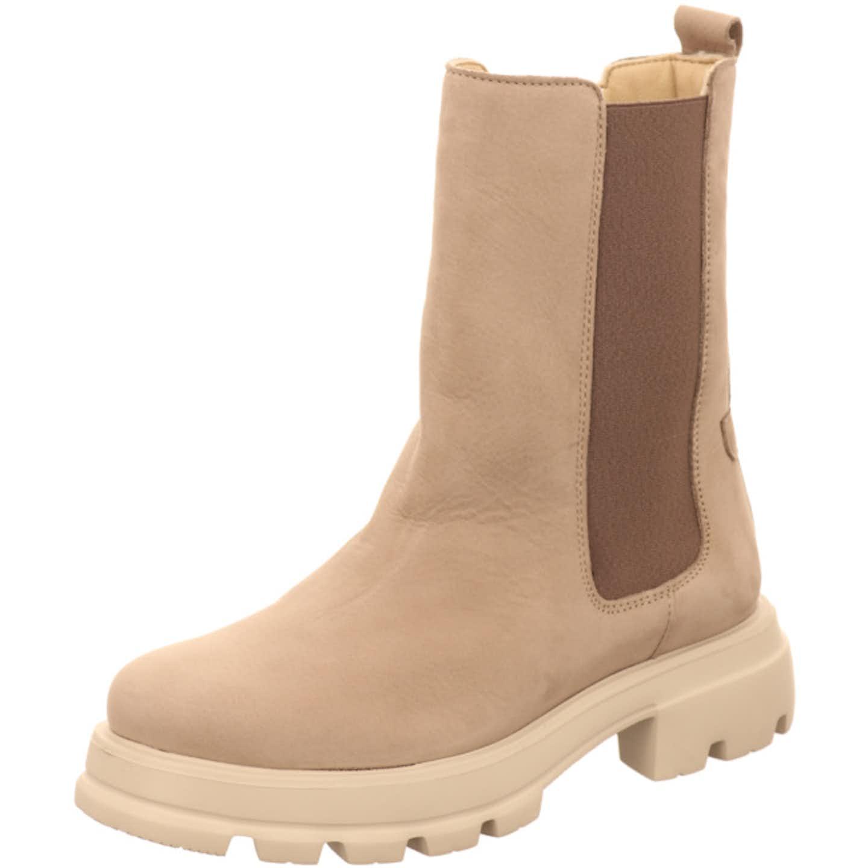 Brax Chelsea Boots für Damen, beige