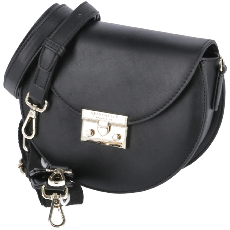 SEIDENFELT Taschen Damen für Damen, schwarz