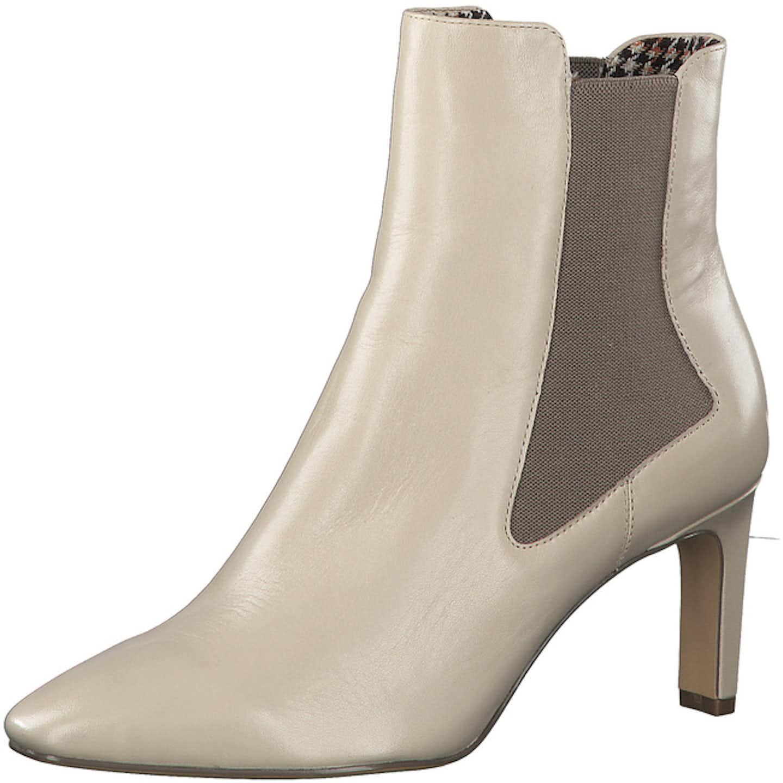 Tamaris Chelsea Boots für Damen, beige