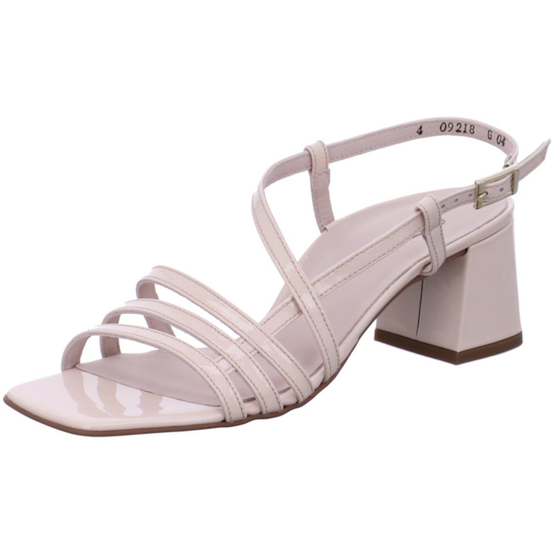 Paul Green 7590 Top Trends Sandaletten für Damen, beige