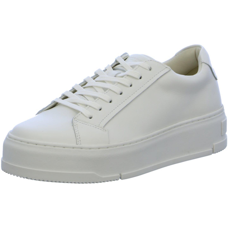 Vagabond Plateau Sneaker für Damen, weiß