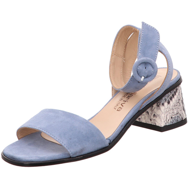 Laura Bellariva Sandaletten für Damen, blau
