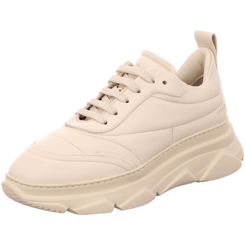 Copenhagen Plateau Sneaker für Damen, weiß