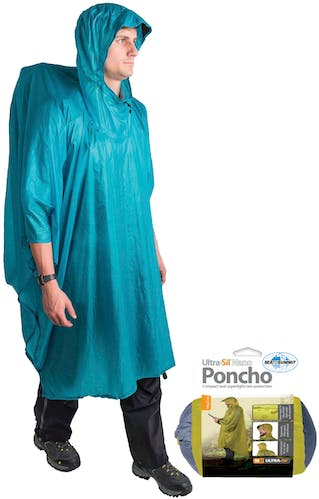 Sea to Summit Poncho Ultra-Sil Nano 15D